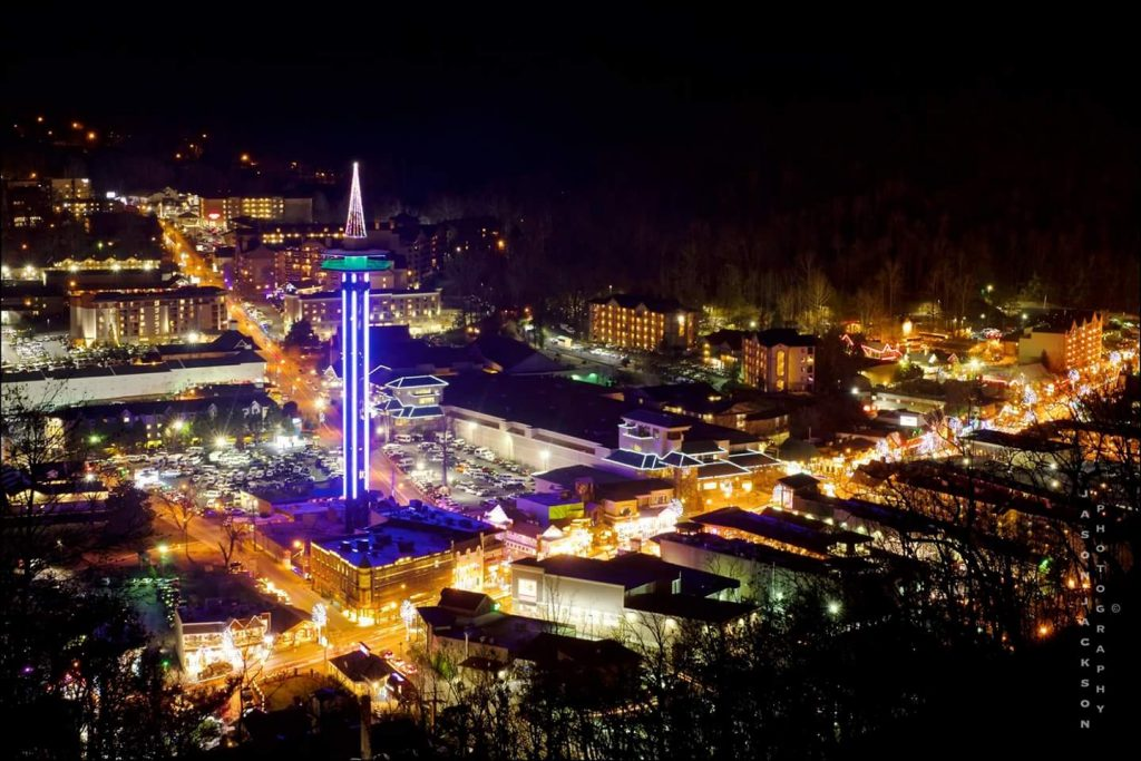 The Gatlinburg Strip